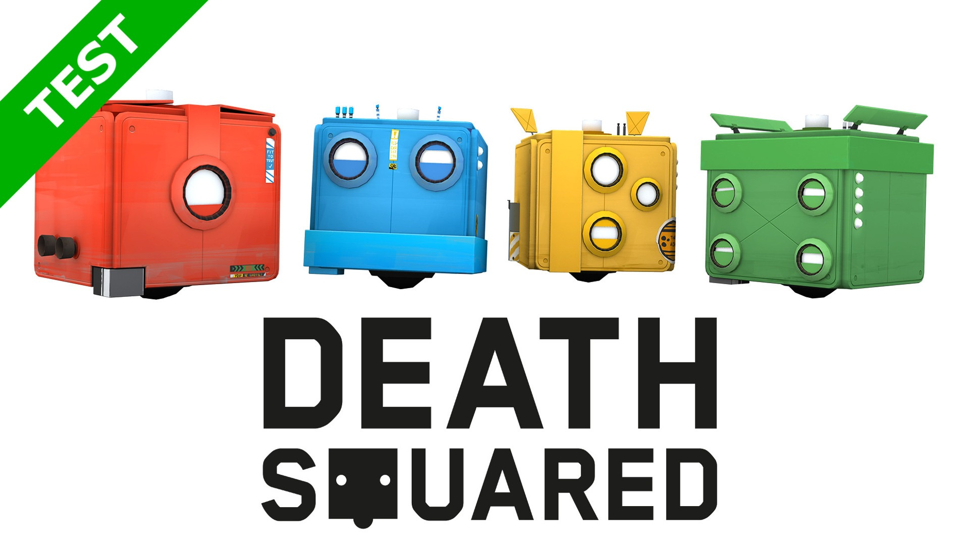 Death Squared - Xbox-world.fr