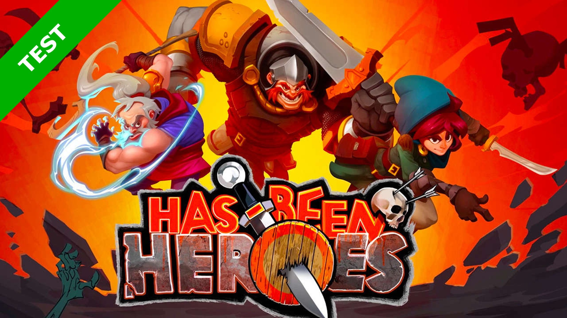 Has-Been Heroes -Xbox One