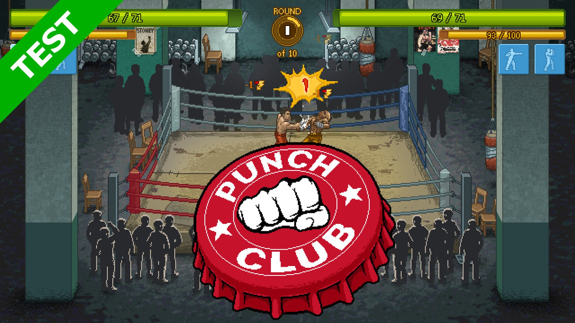 Punch Club - Xbox One