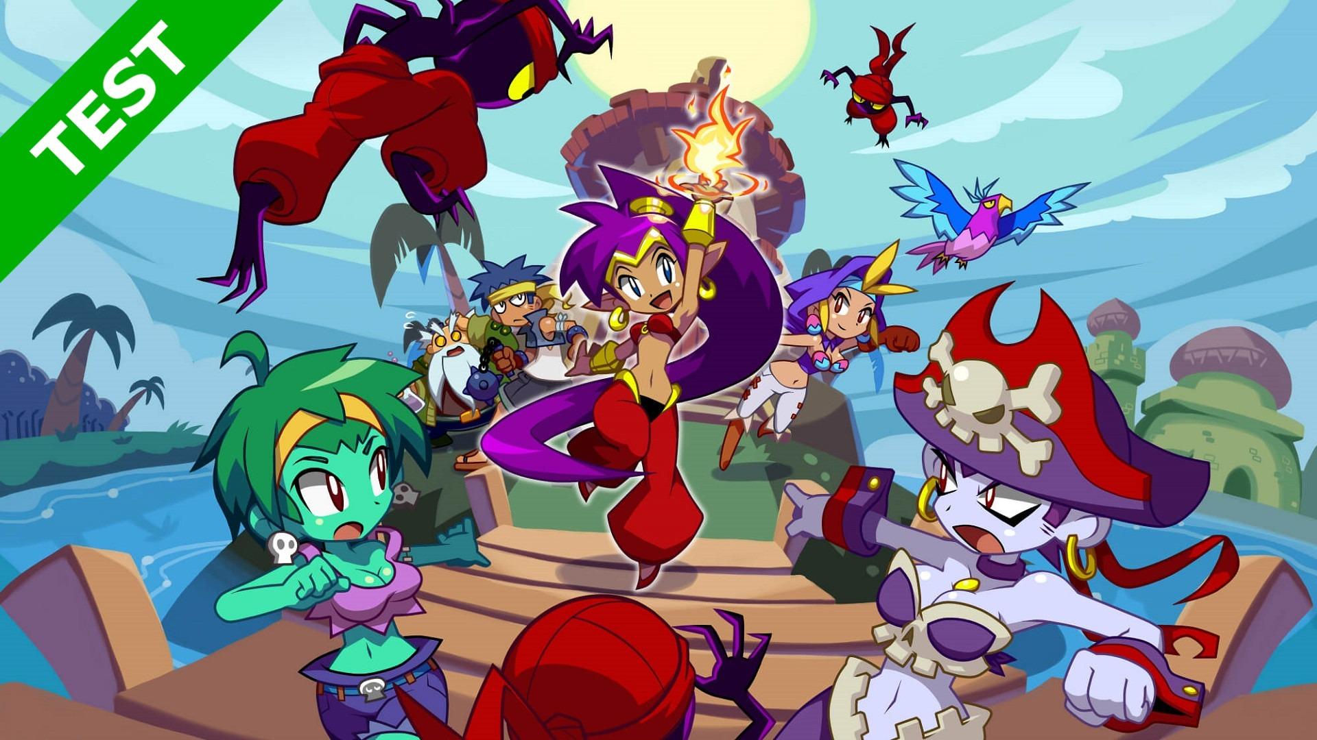 Shantae Half-Genie Hero - Xbox One