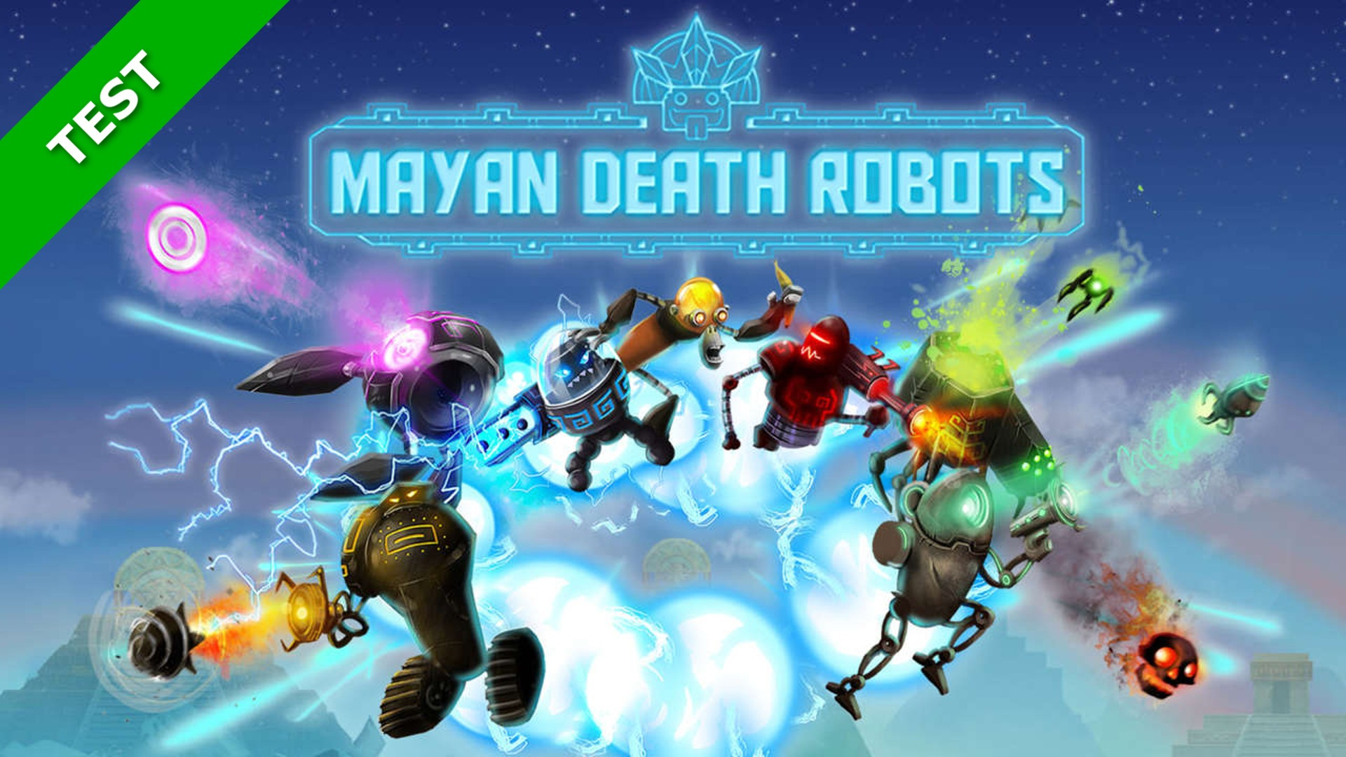 Mayan Death Robots : Arena - Xbox One