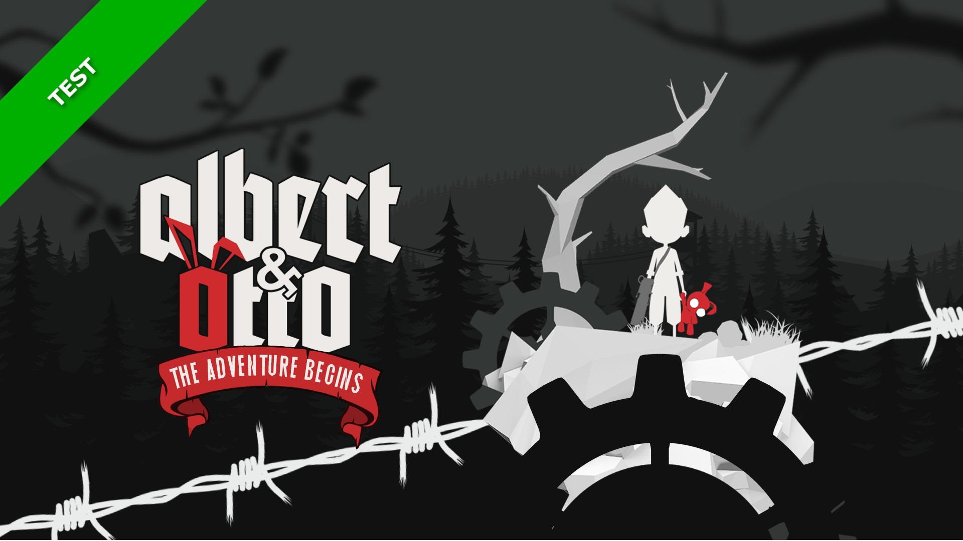 Test -Albert & Otto - XWFR