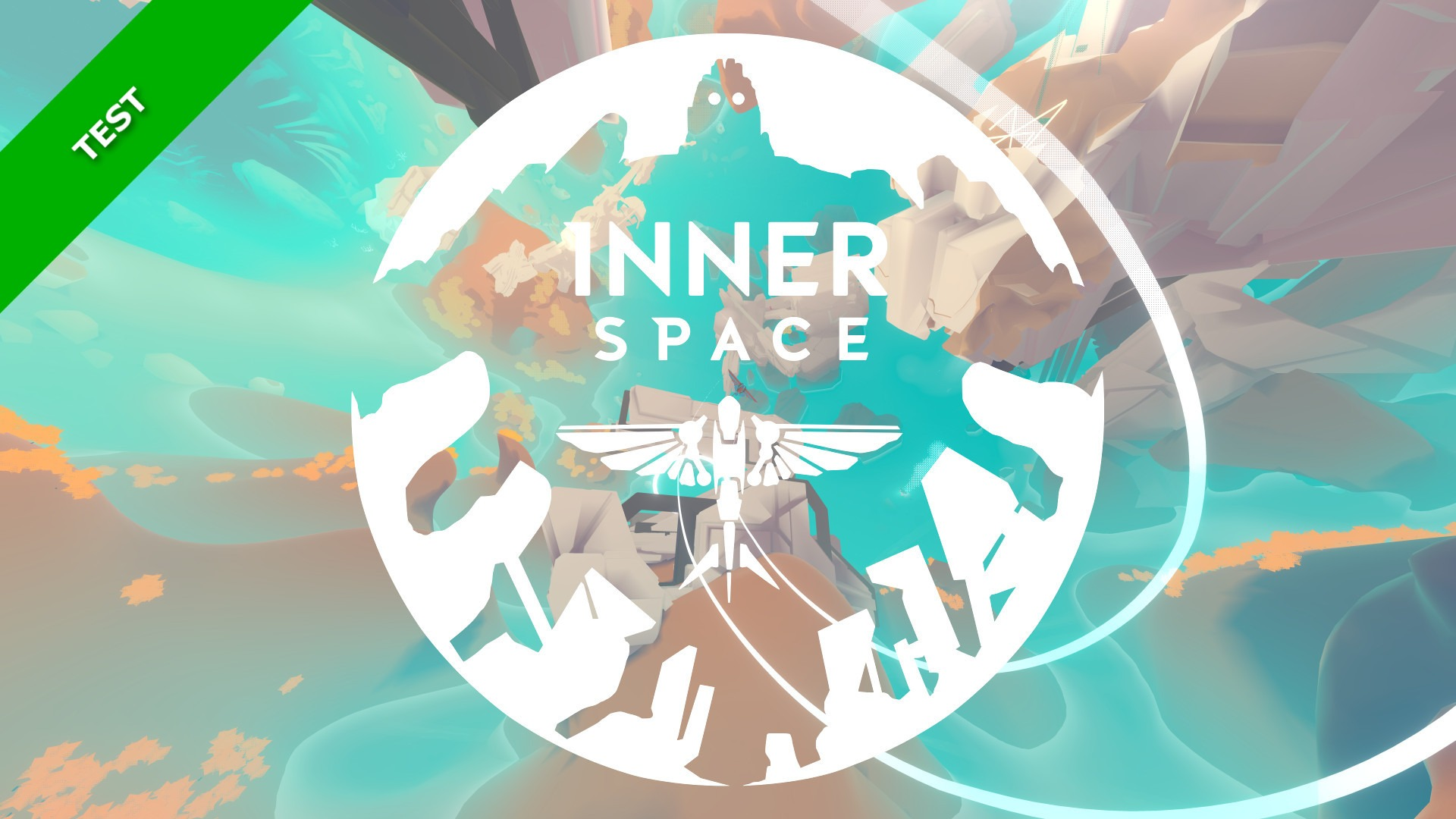 Test XWFR Innerspace