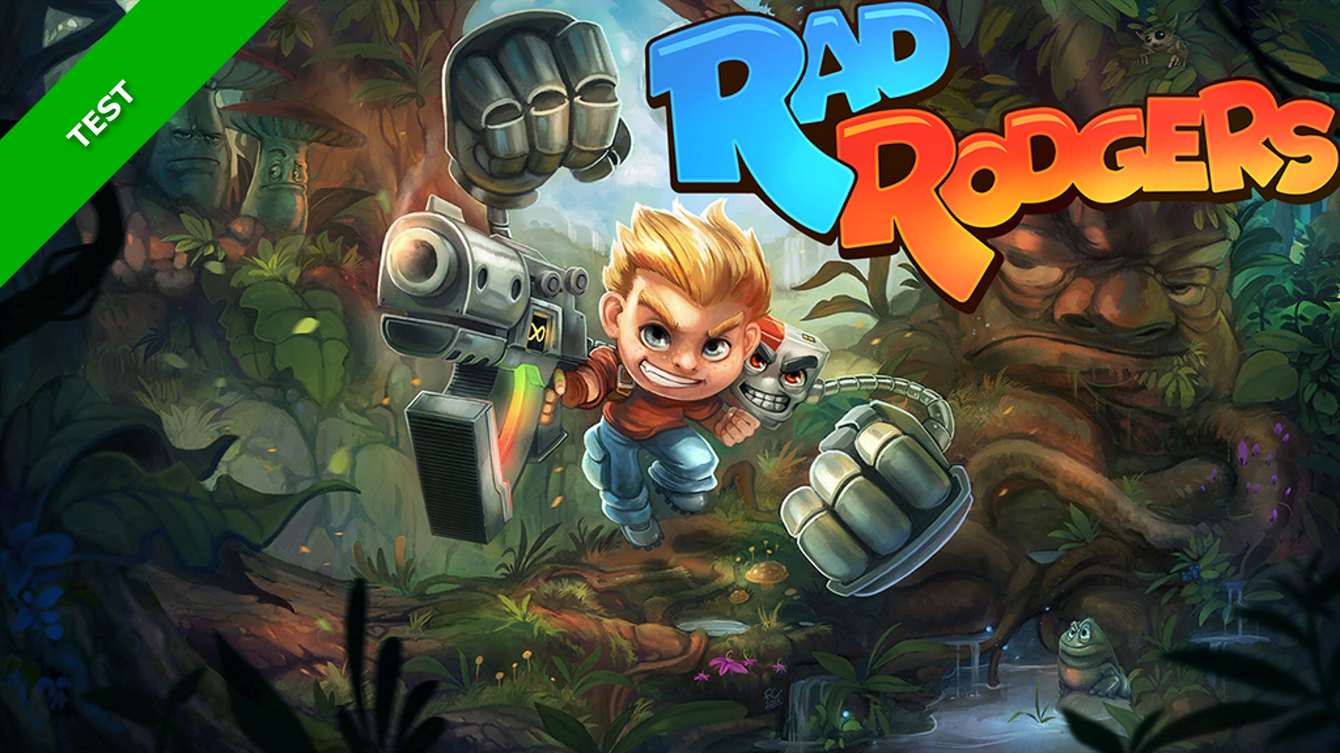 TEST Rad Rodgers -XWFR