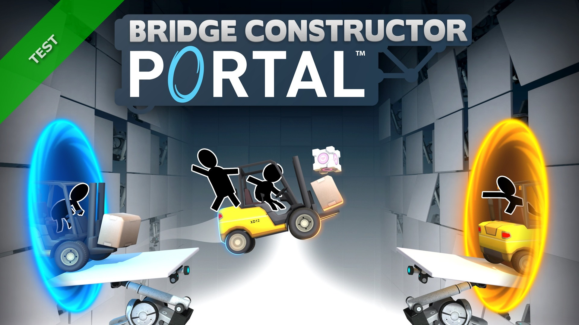TEST Bridge Constructor Portal -XWFR