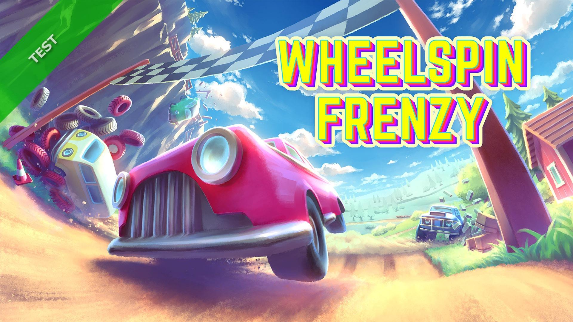Test de Wheelspin Frenzy