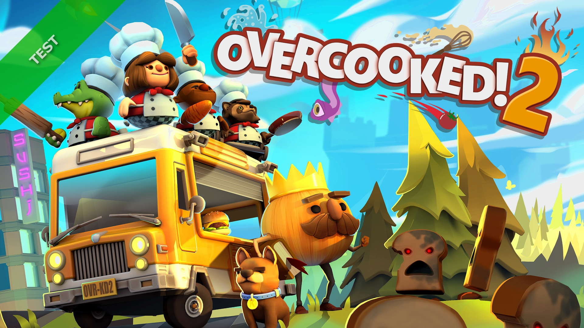 Test Overcooked 2 XWFR