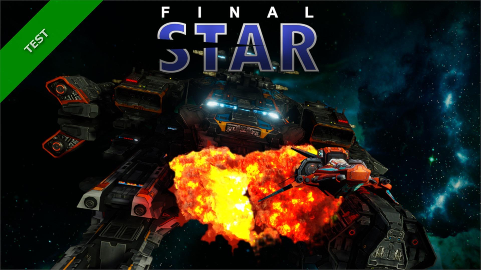 TEST Final Star XWFR