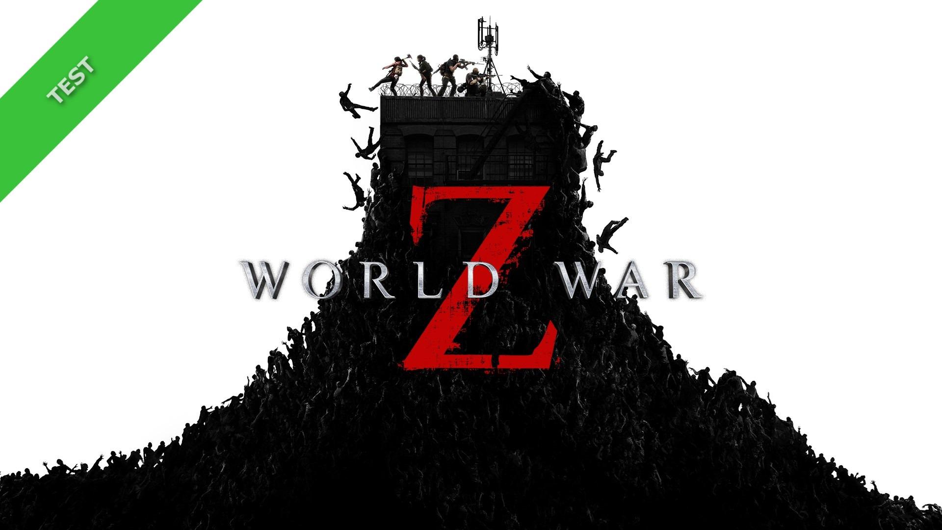 TEST World War Z XWFR
