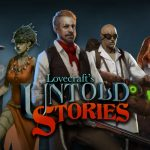 TEST Lovecraft's Untold Stories XWFR