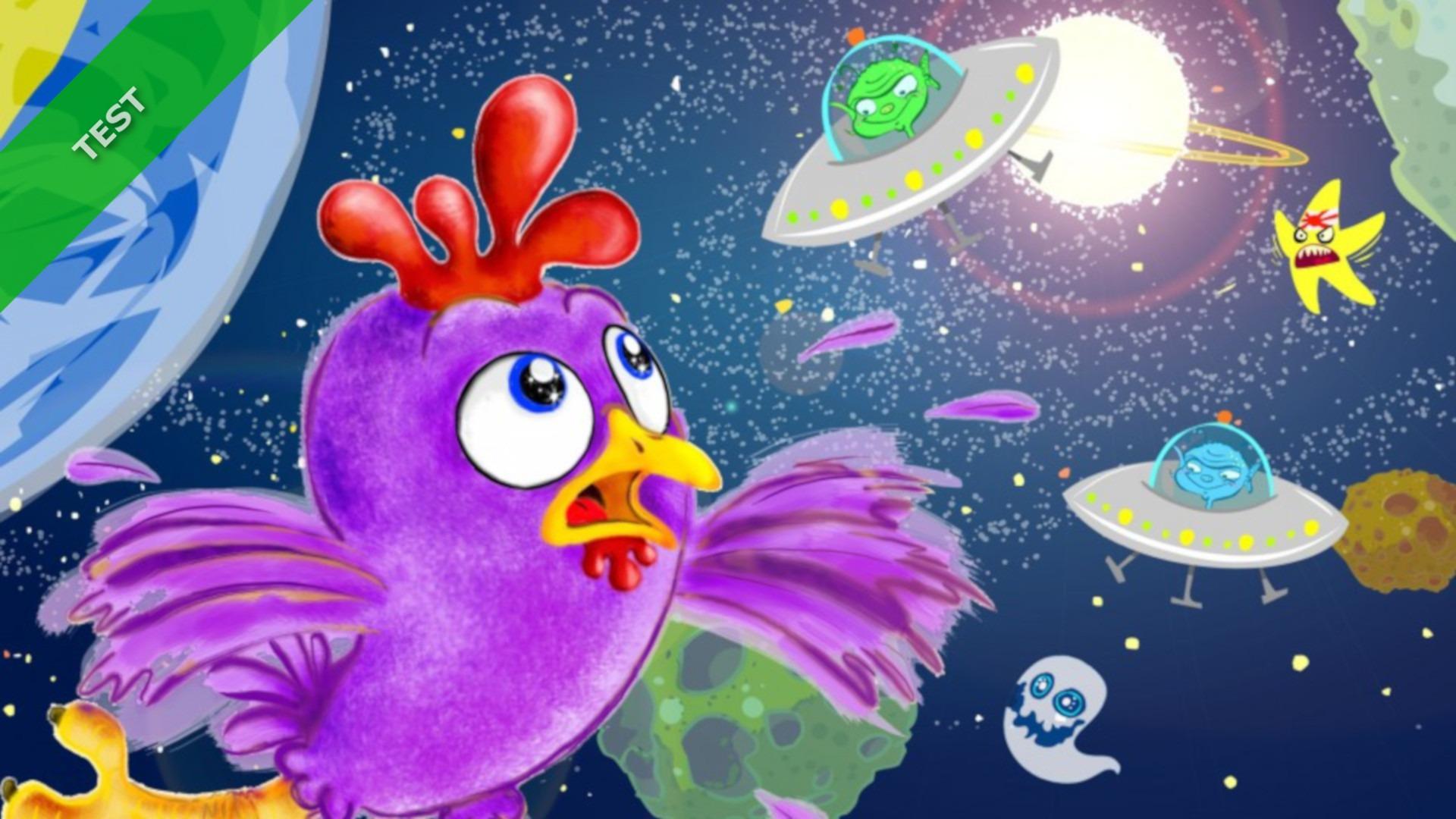 TEST Purple Chicken Spaceman XWFR