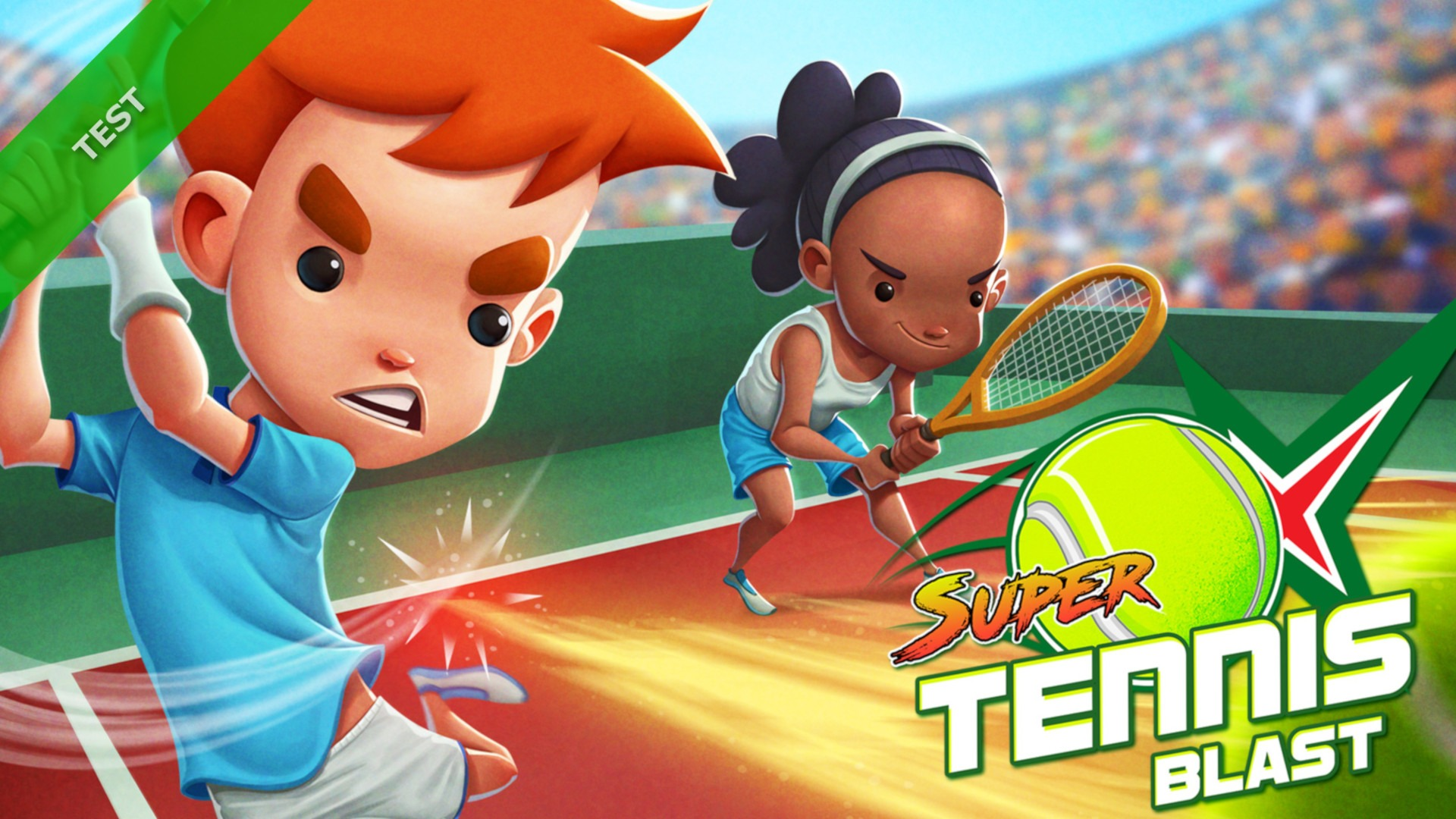 TEST Super Tennis Blast XWFR