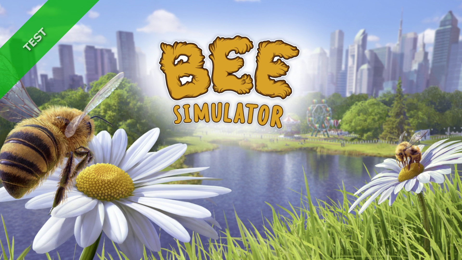 TEST Bee Simulator XWFR