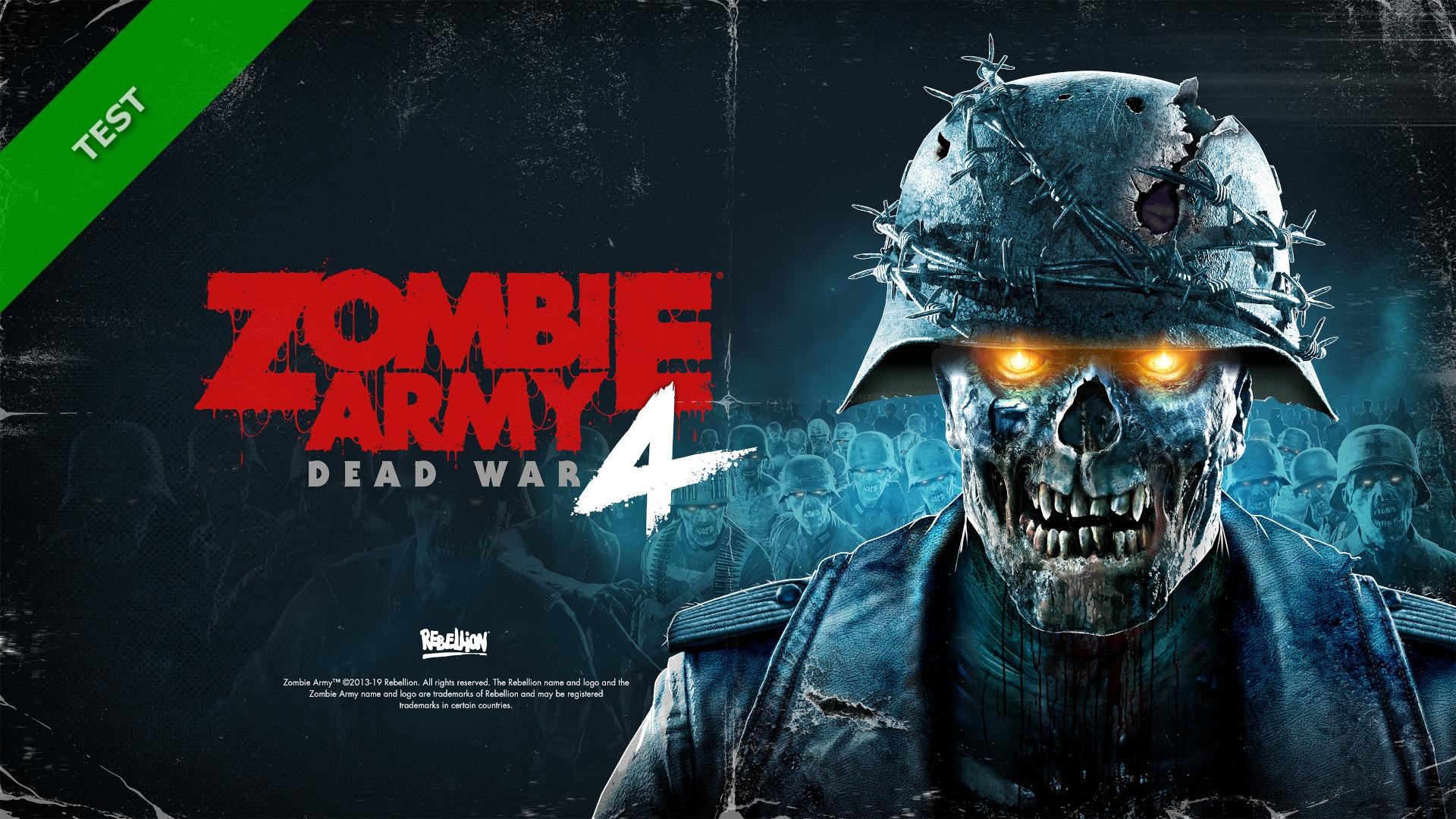 TEST Zombie Army 4 XWFR