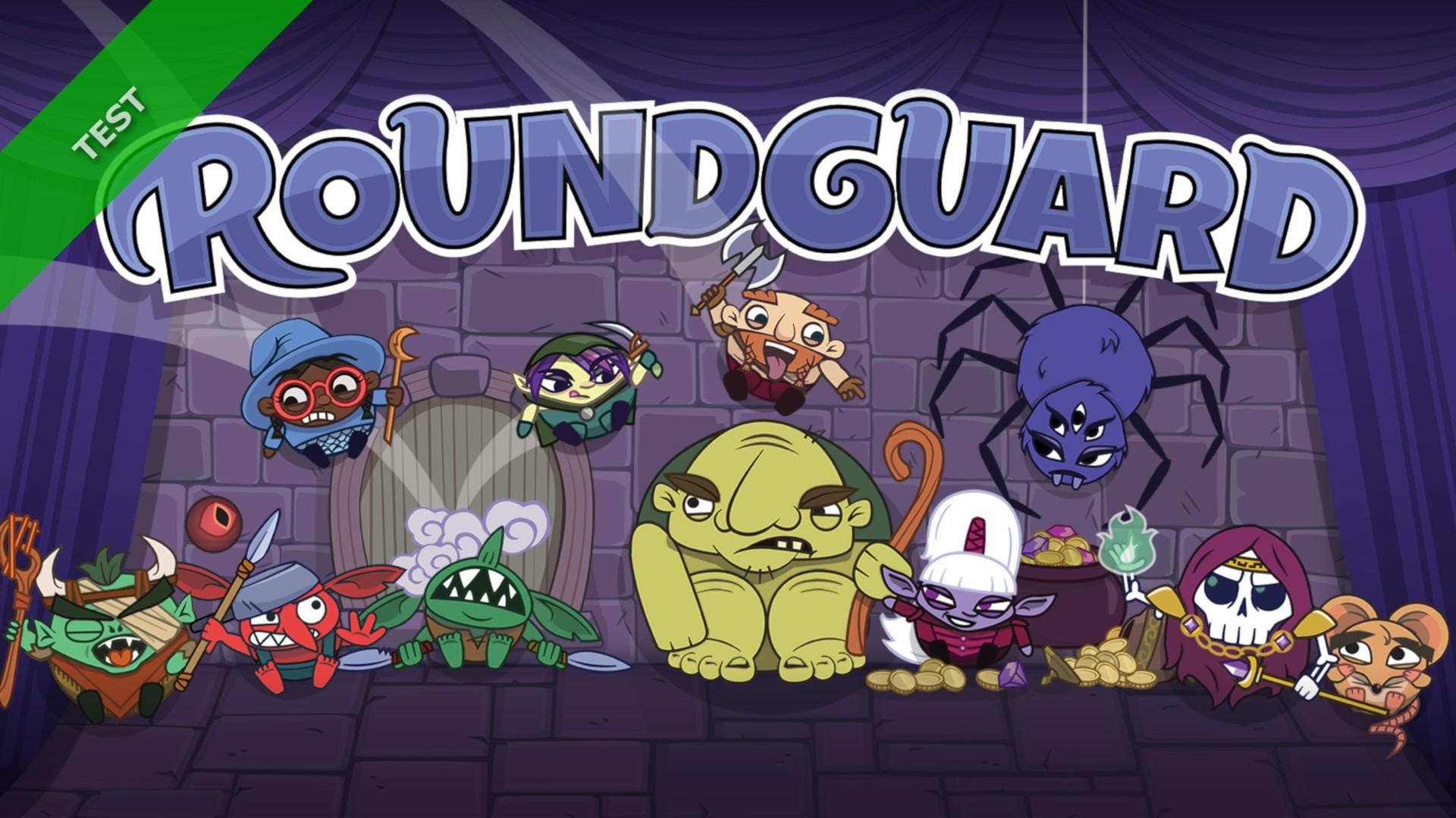 TEST Roundguard XWFR