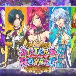 TEST Sisters Royale Five Sisters Under Fire XWFR