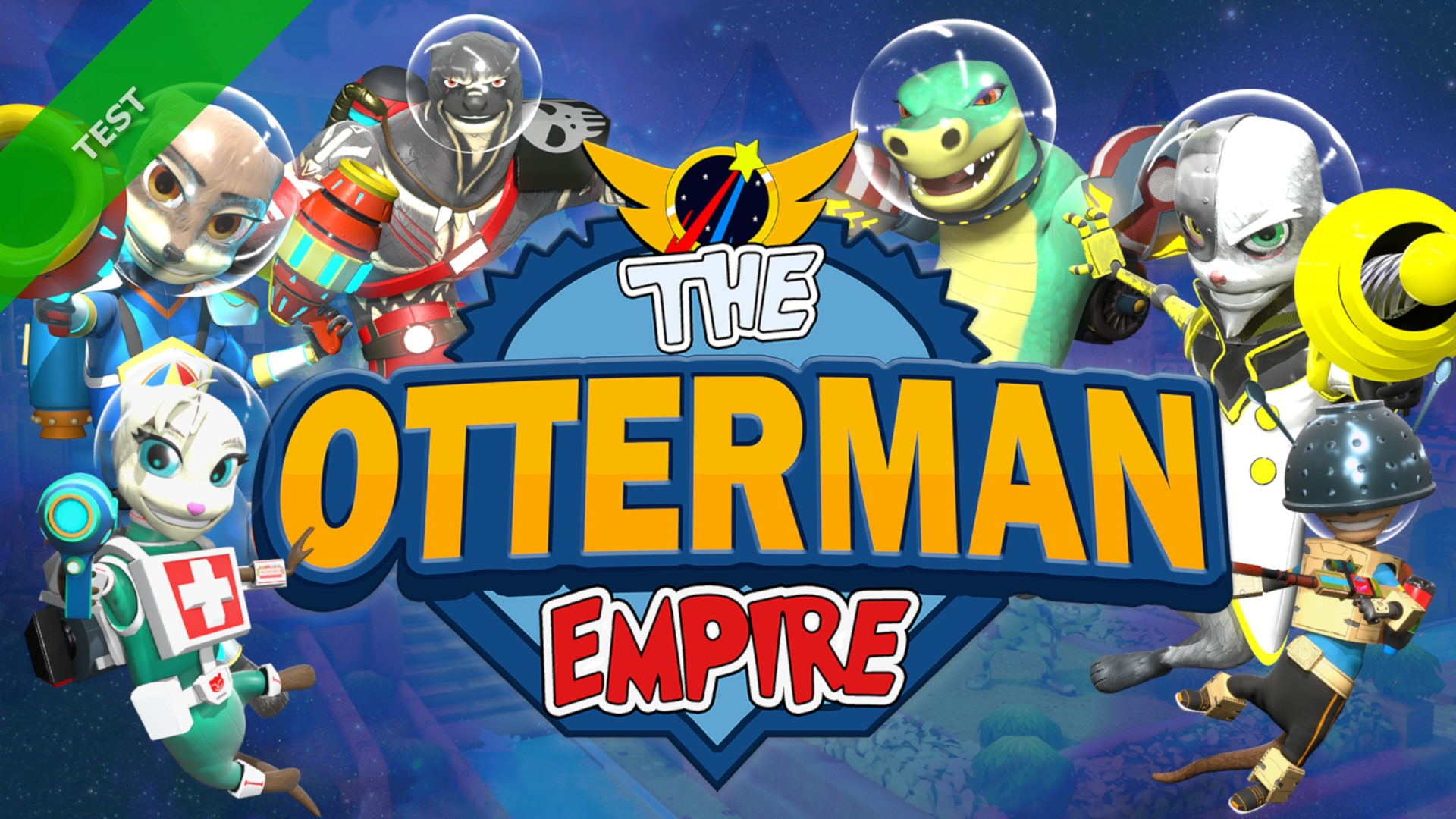 TEST The Otterman Empire XWFR