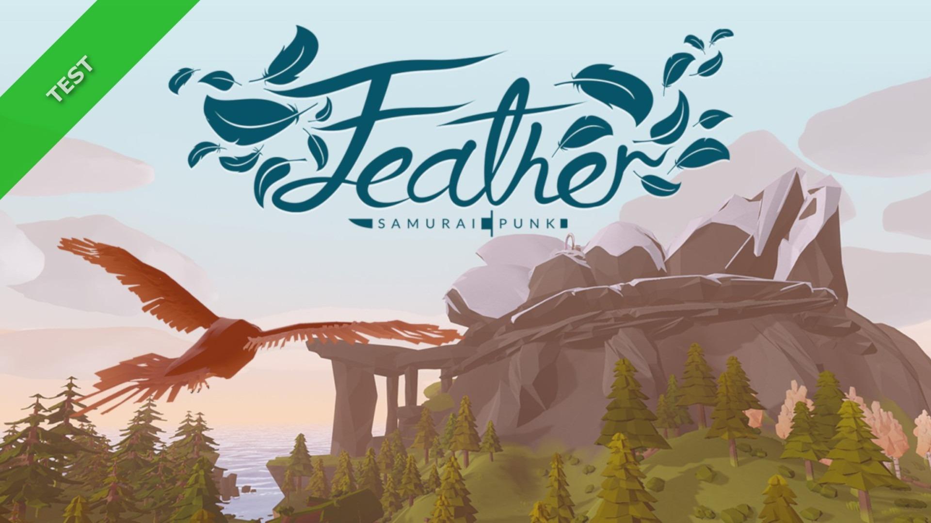 TEST Feather XWFR