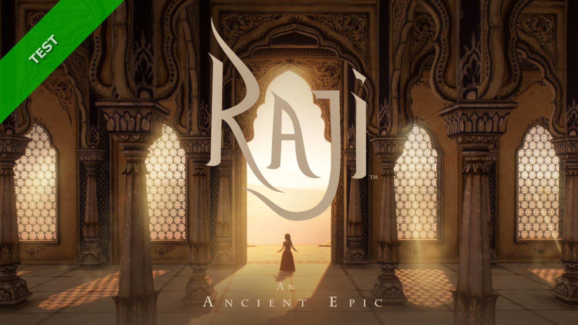 TEST Raji An Ancient Epic XWFR