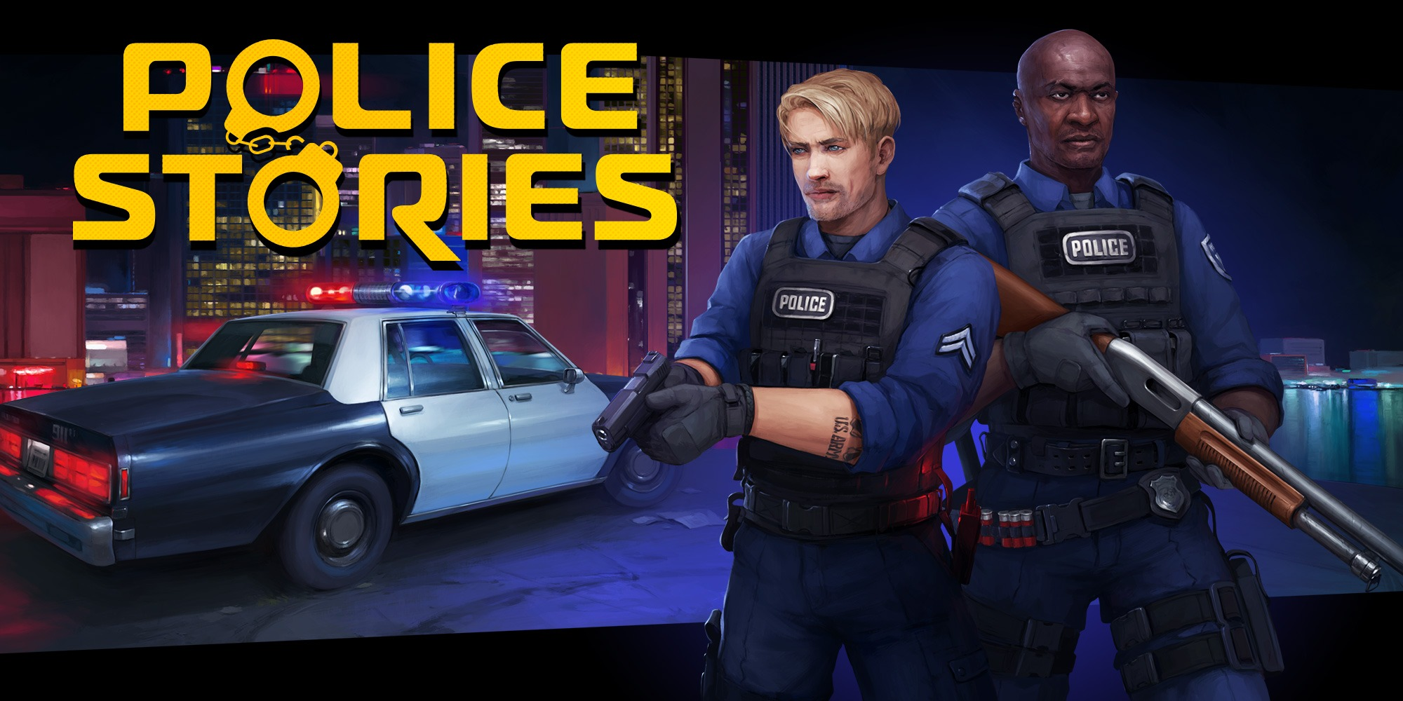 TEST Police Stories XWFR