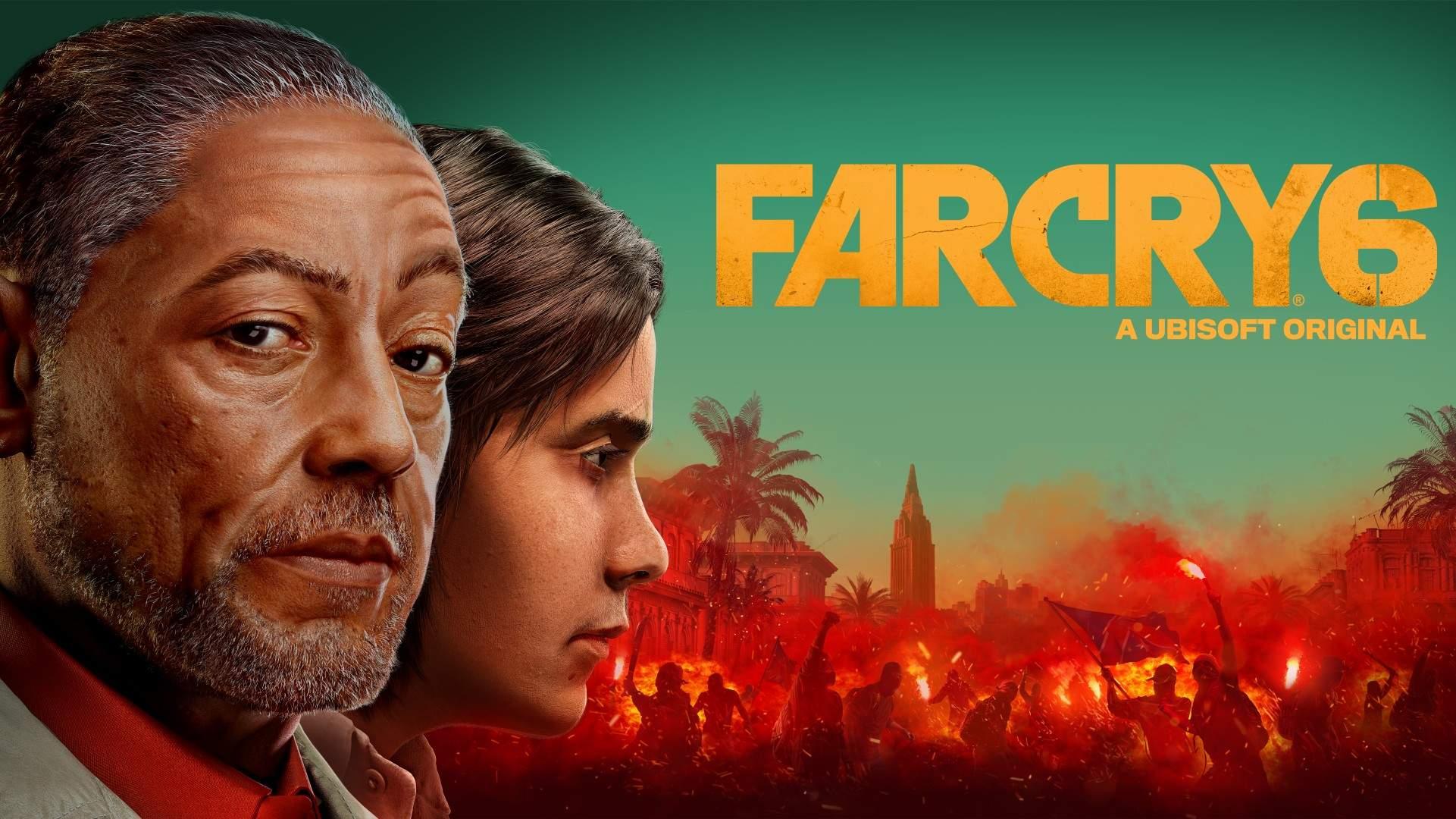 TEST Far Cry 6 XWFR