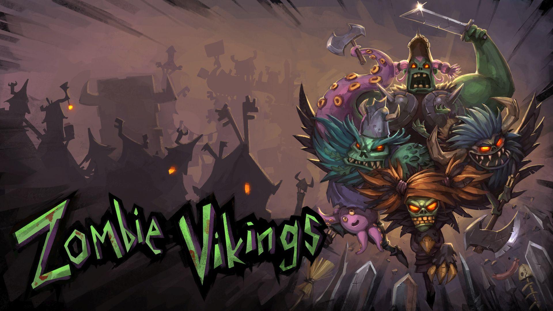 Zombie Vikings - Xbox One