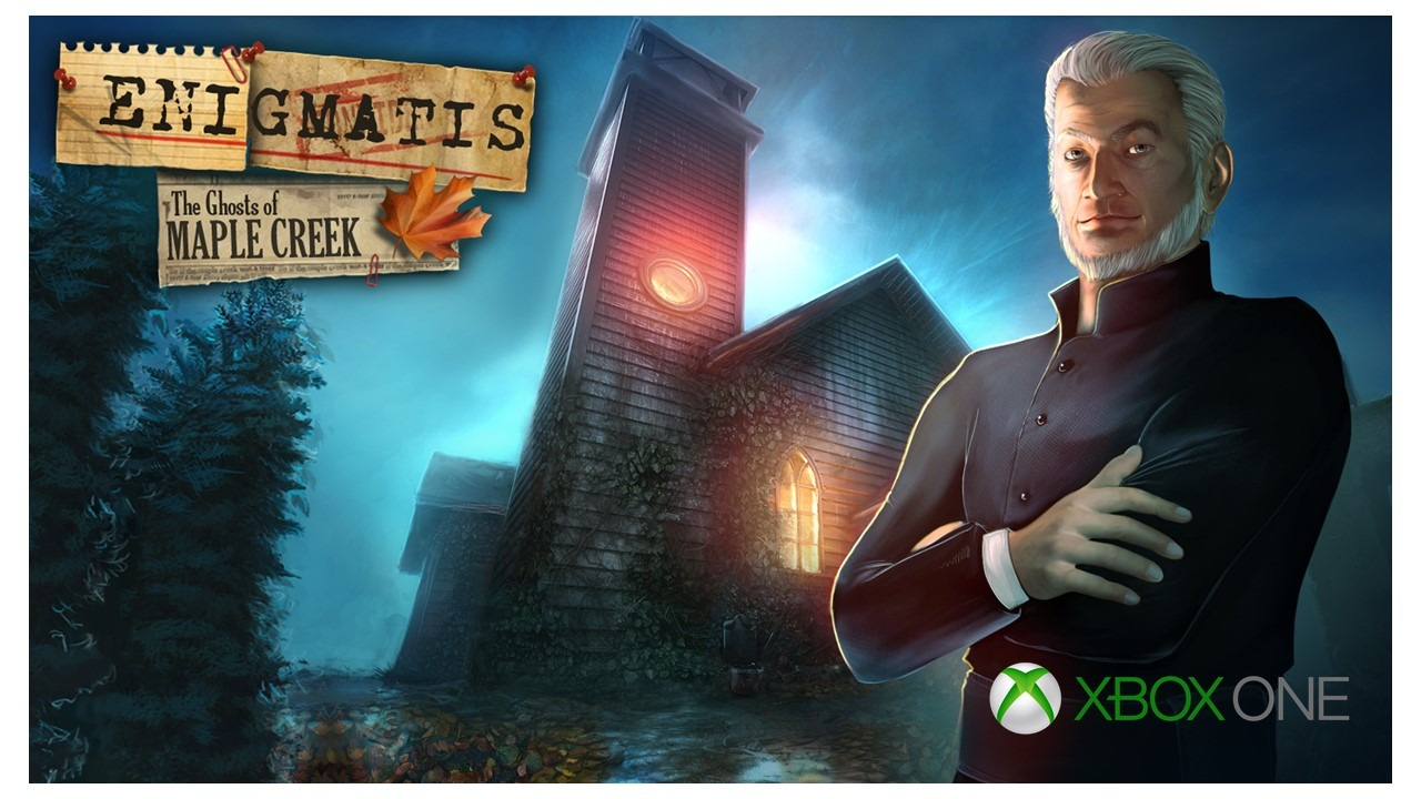 Enigmatis: The Ghost of Maple Creek