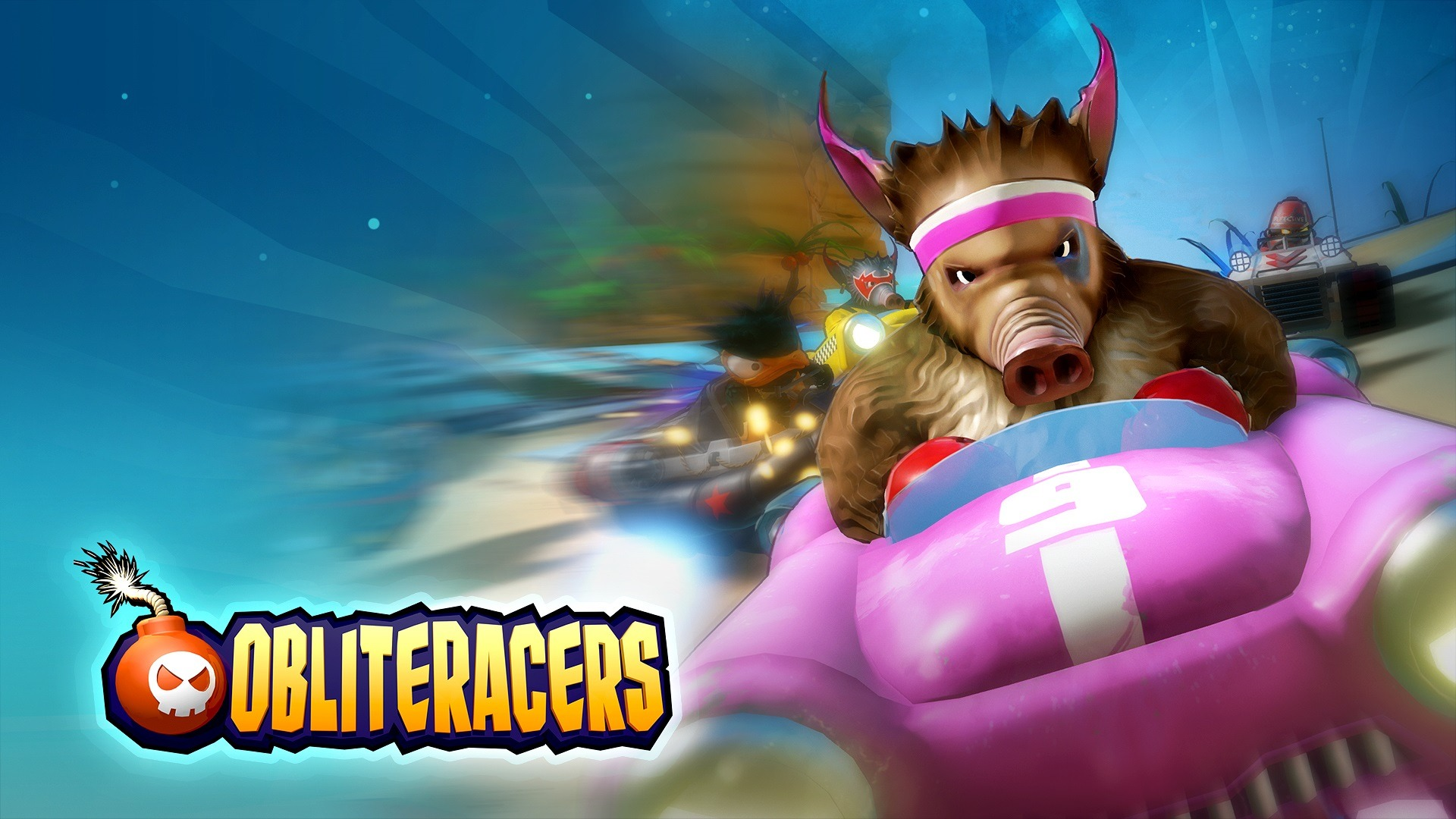 Obliteracers - Xbox One