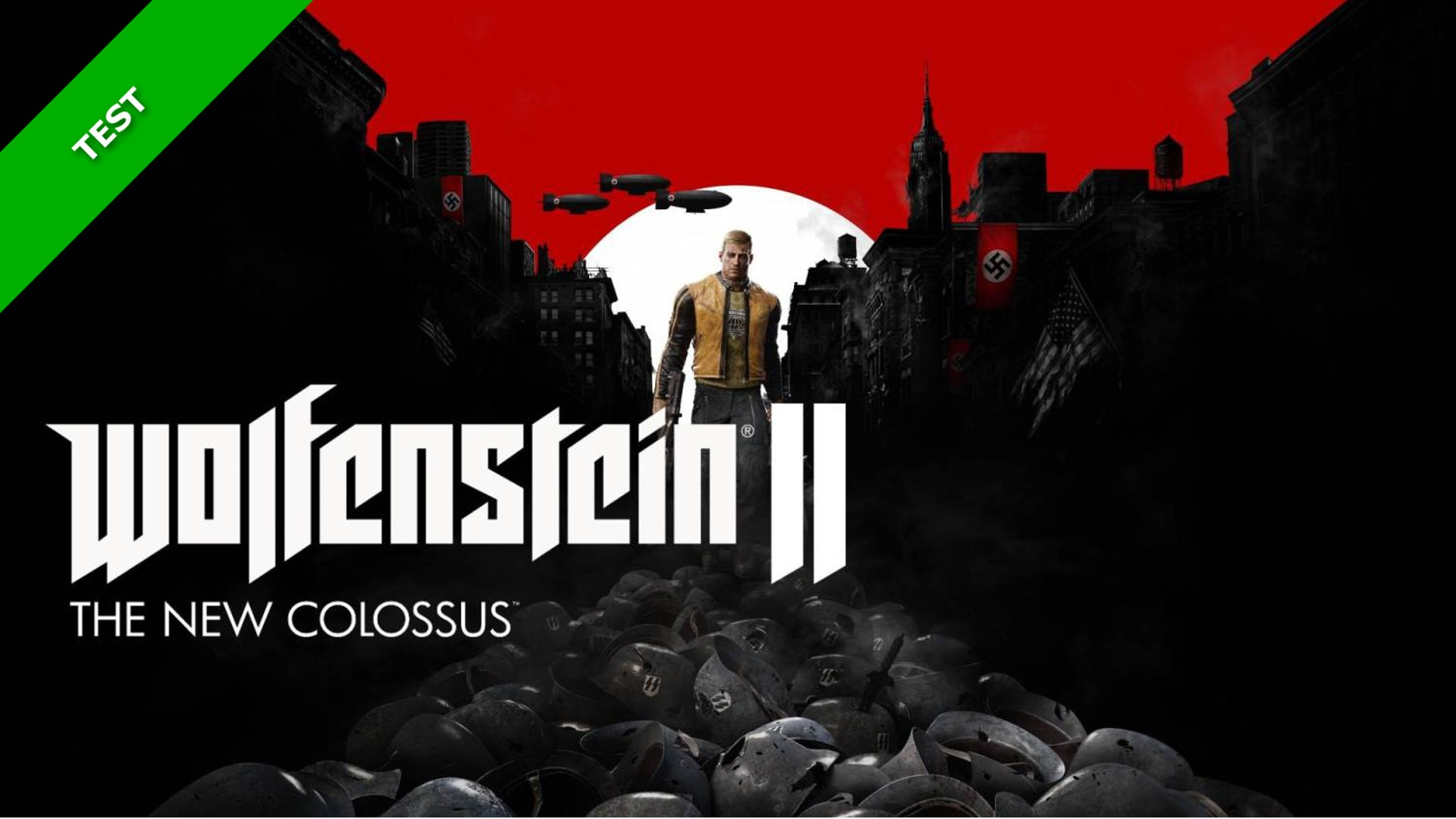 test Wolfenstein II XWFR