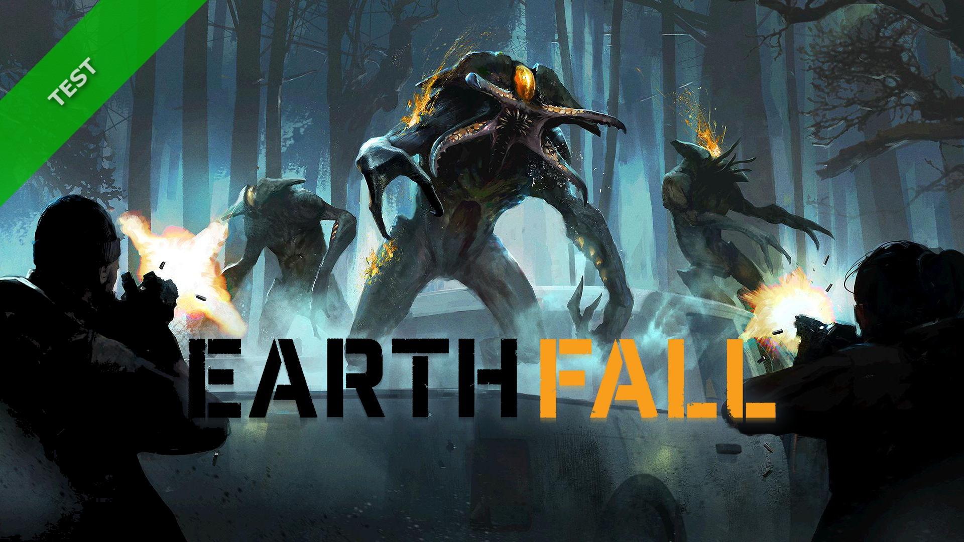 Test Earthfall