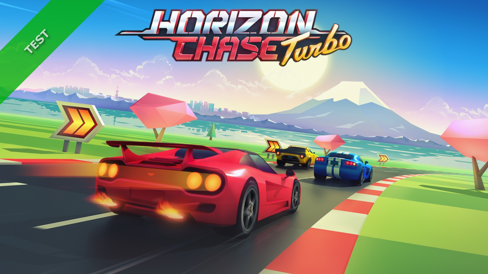 Horizon Chase Turbo TEST XWFR