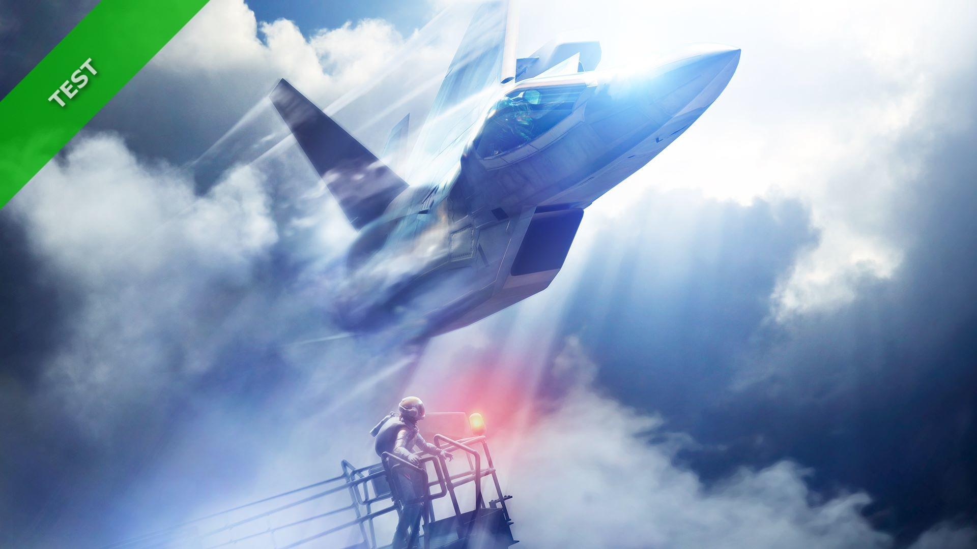 TEST Ace Combat 7 XWFR