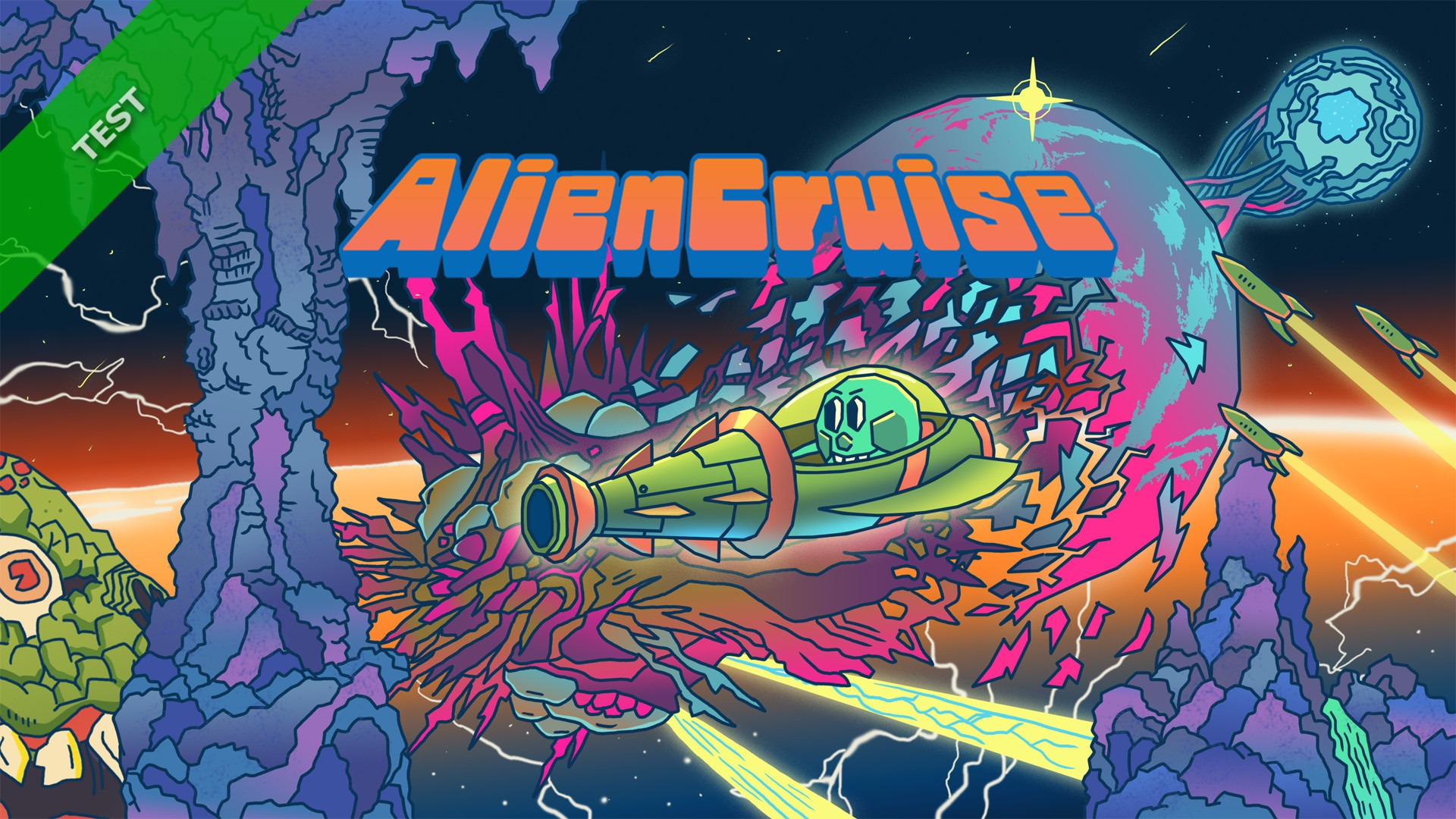 TEST Alien Cruise XWFR