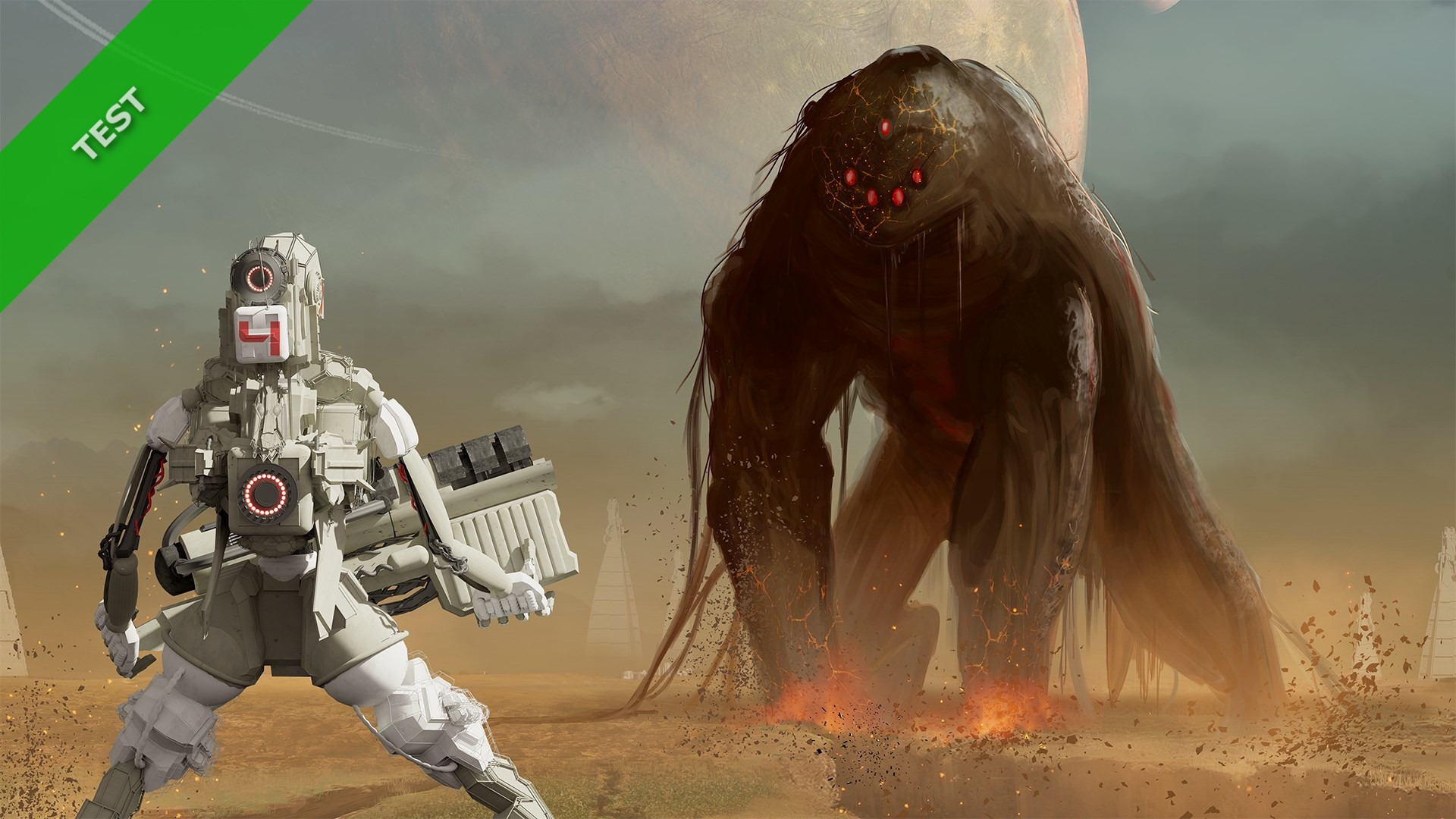 TEST Mars Chaos Menace XWFR