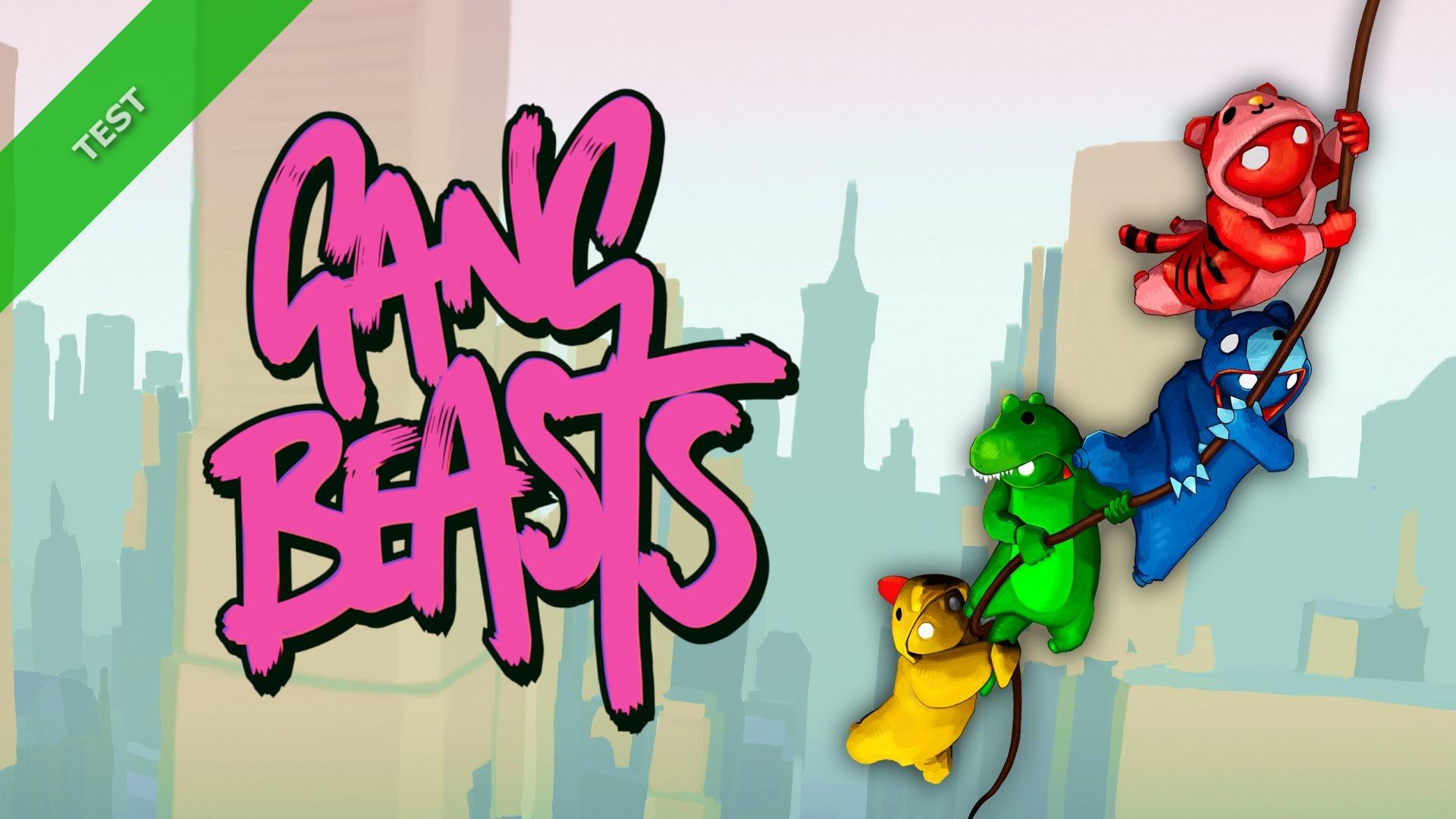 TEST - Gang Beasts - XWFR