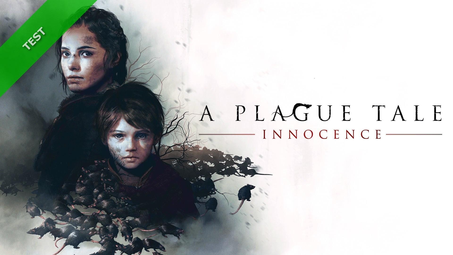 TEST A Plague Tale Innocence XWFR