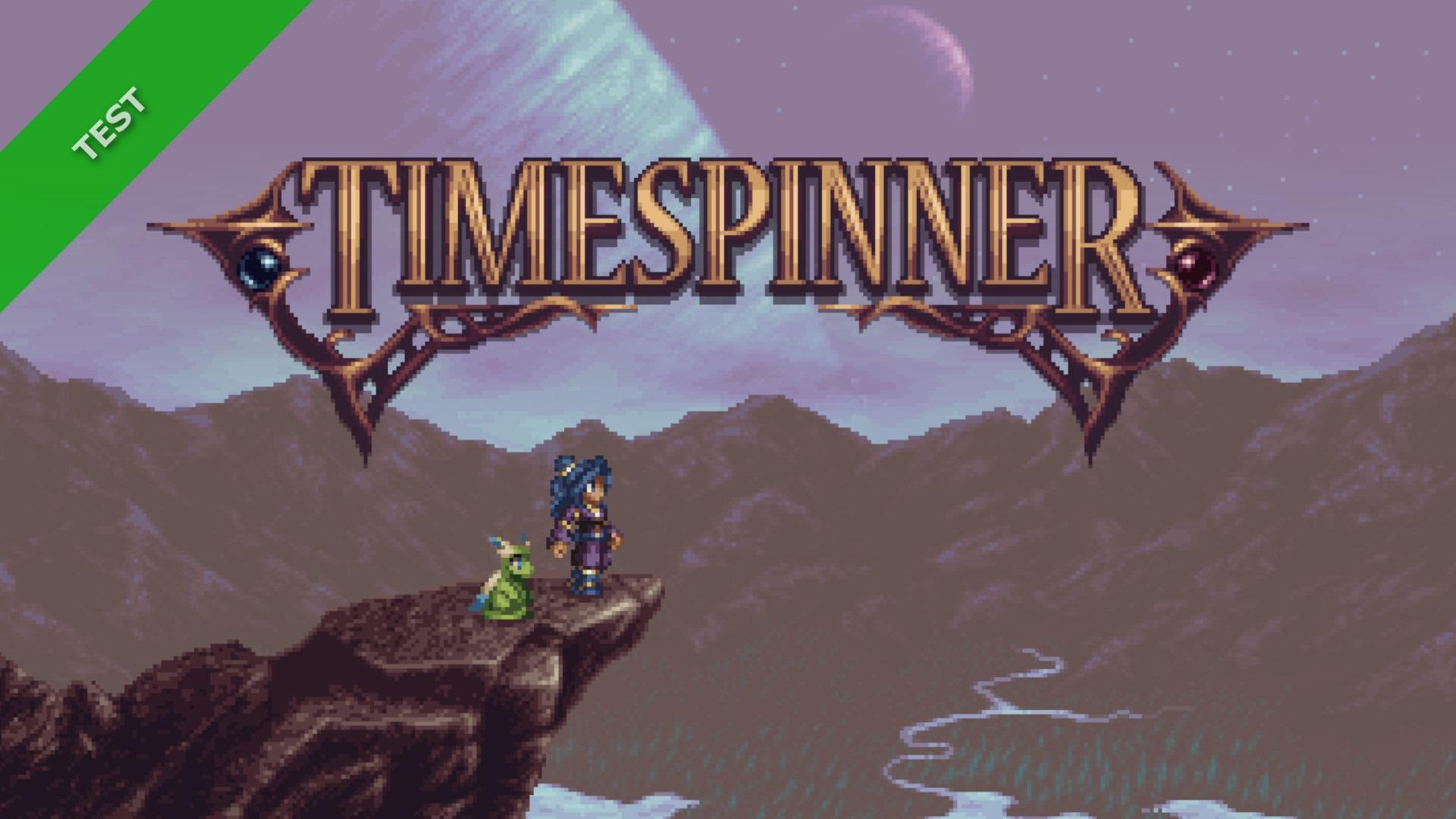 TEST Timespinner XWFR
