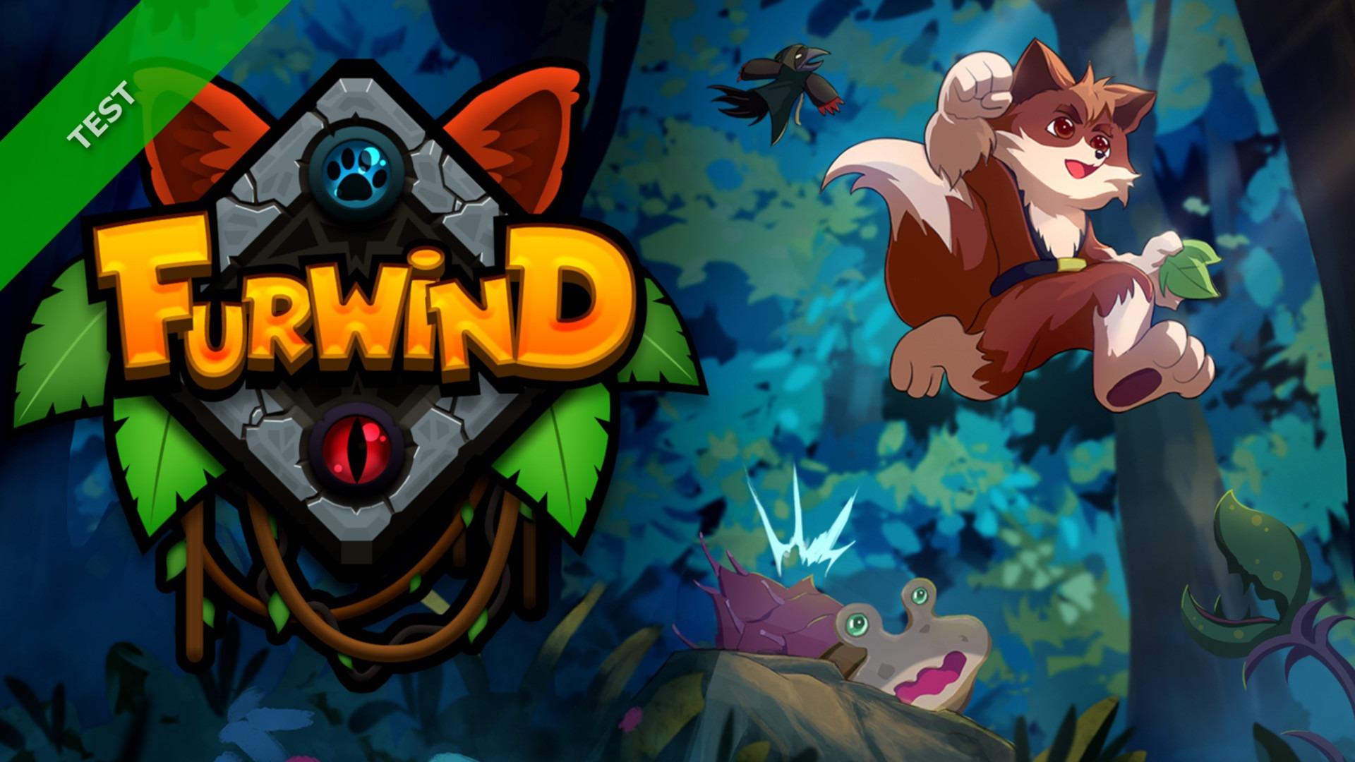TEST Furwind XWFR