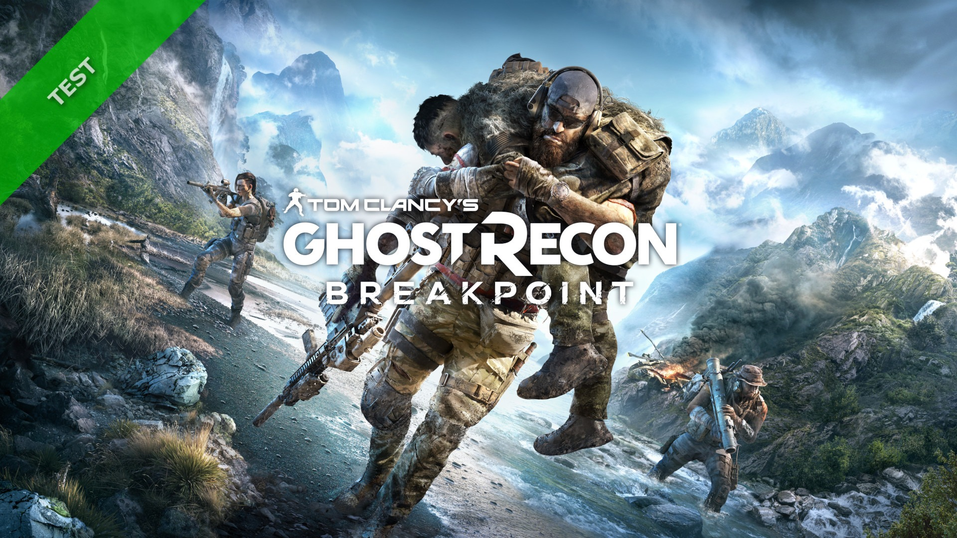 TEST Ghost Recon Breakpoint XWFR