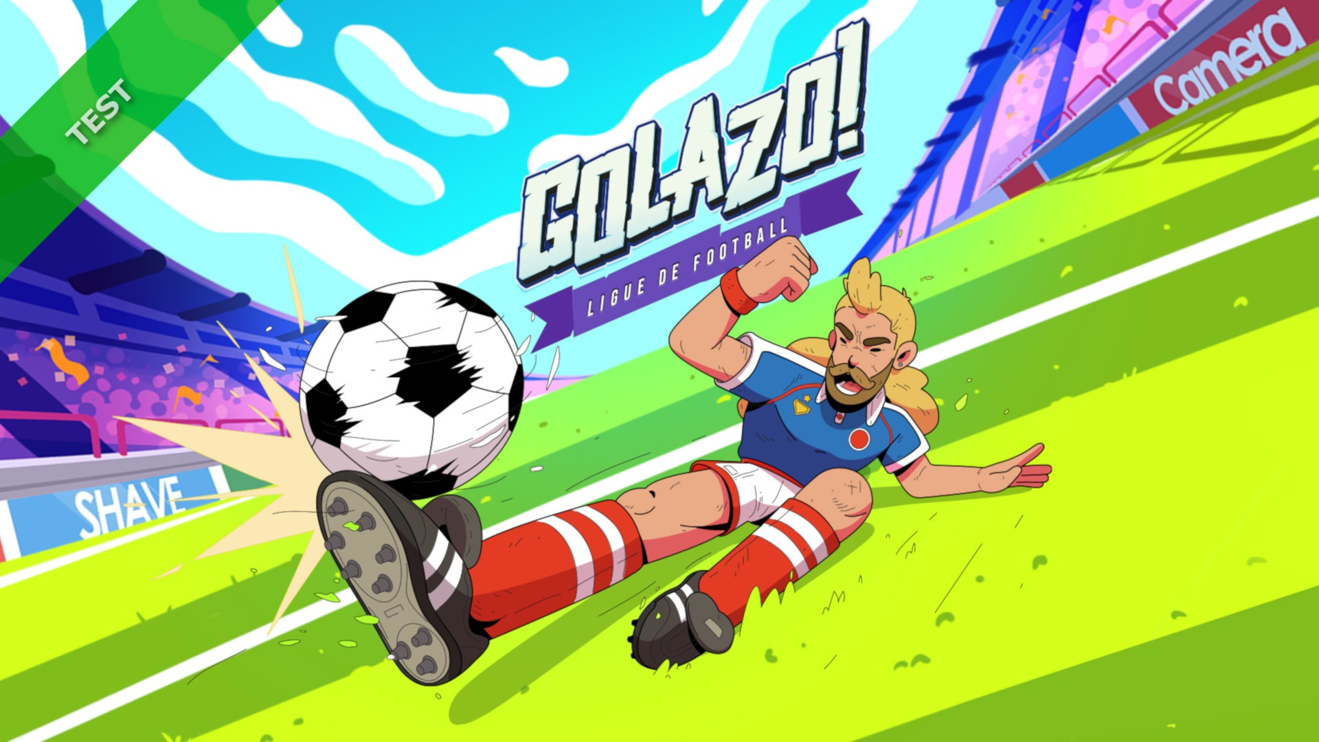 TEST Golazo! XWFR