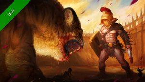 TEST Story of a Gladiator XWFR