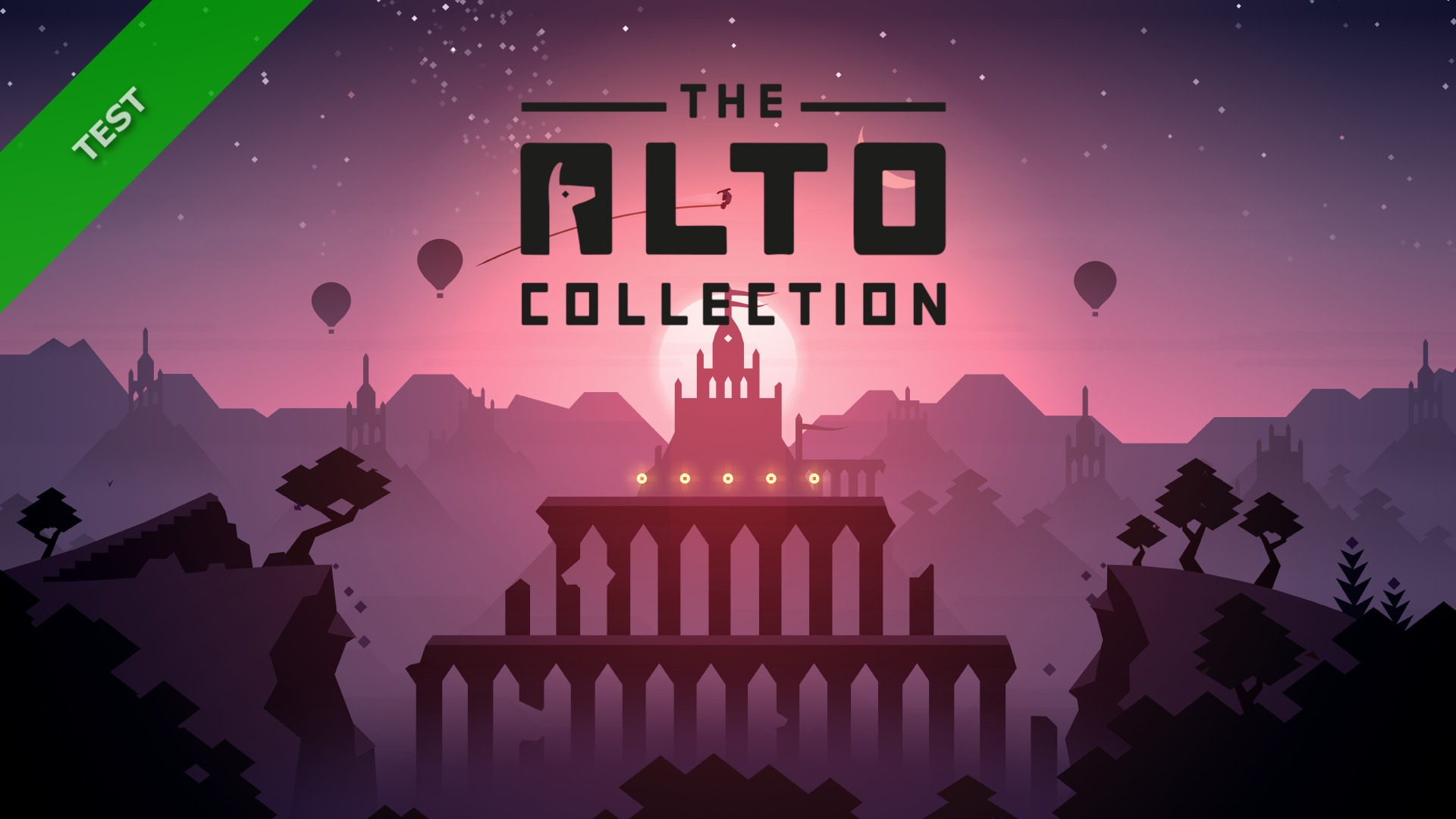 TEST The Alto Collection XWFR
