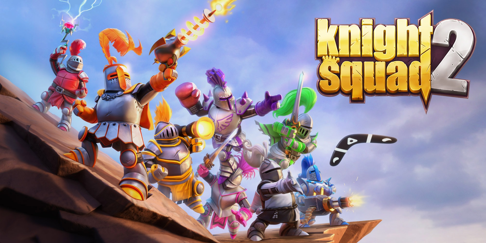 TEST Knight Squad 2 XWFR