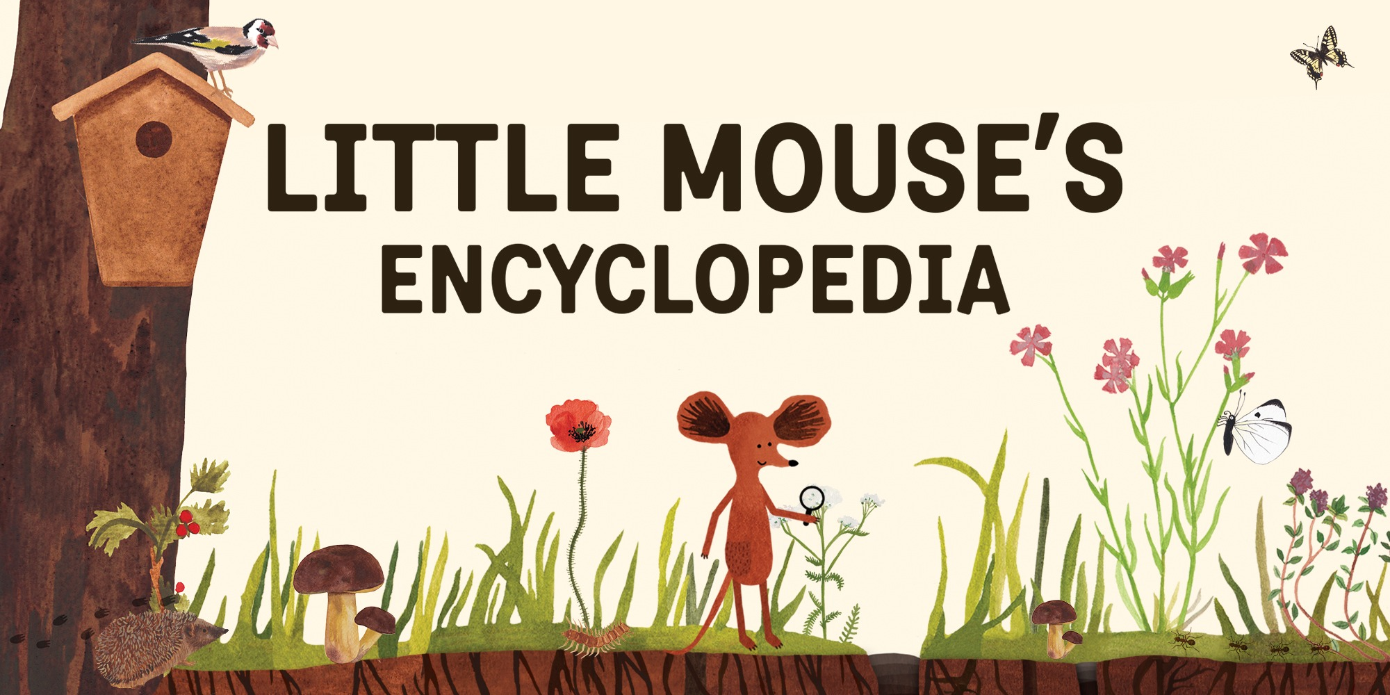 TEST Little Mouses Encyclopia