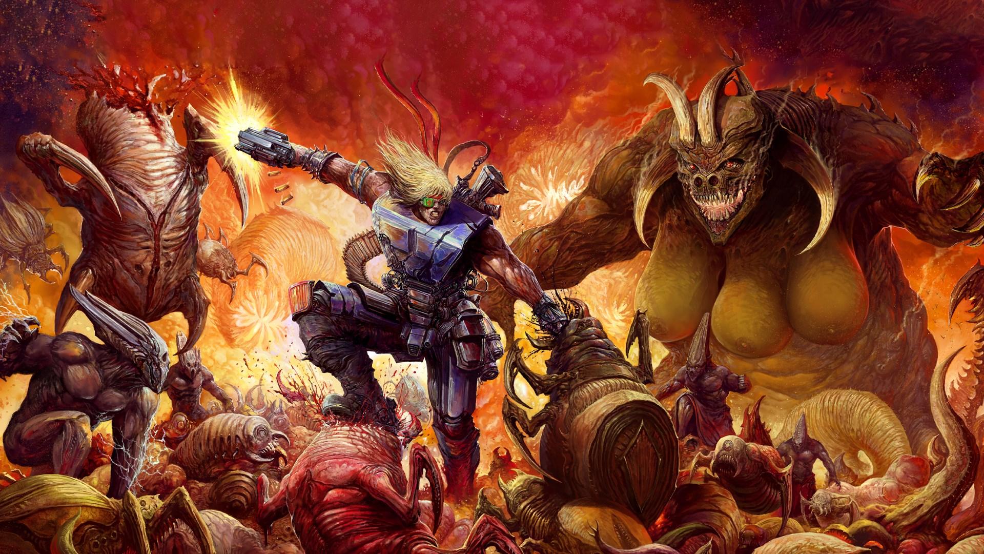 TEST Sturmfront The Mutant War UE - XWFR
