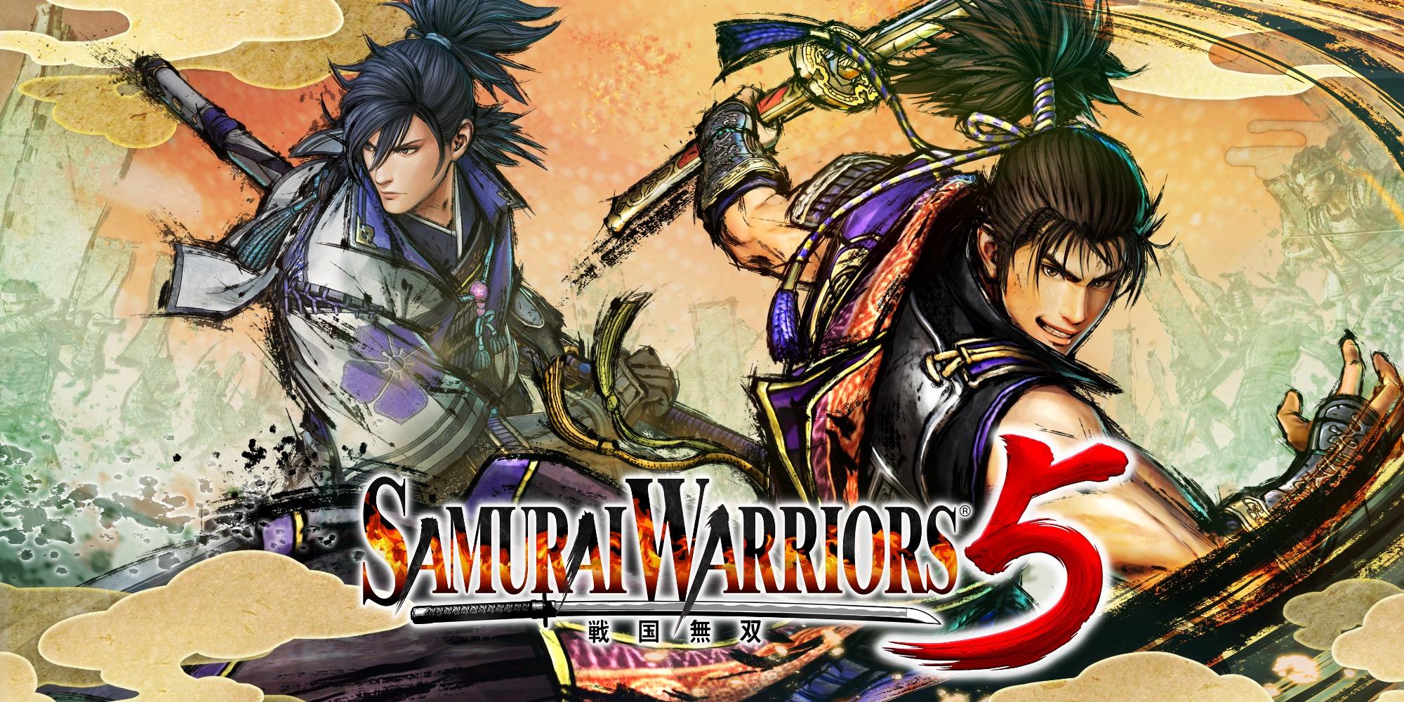 TEST Samurai Warriors 5 XWFR