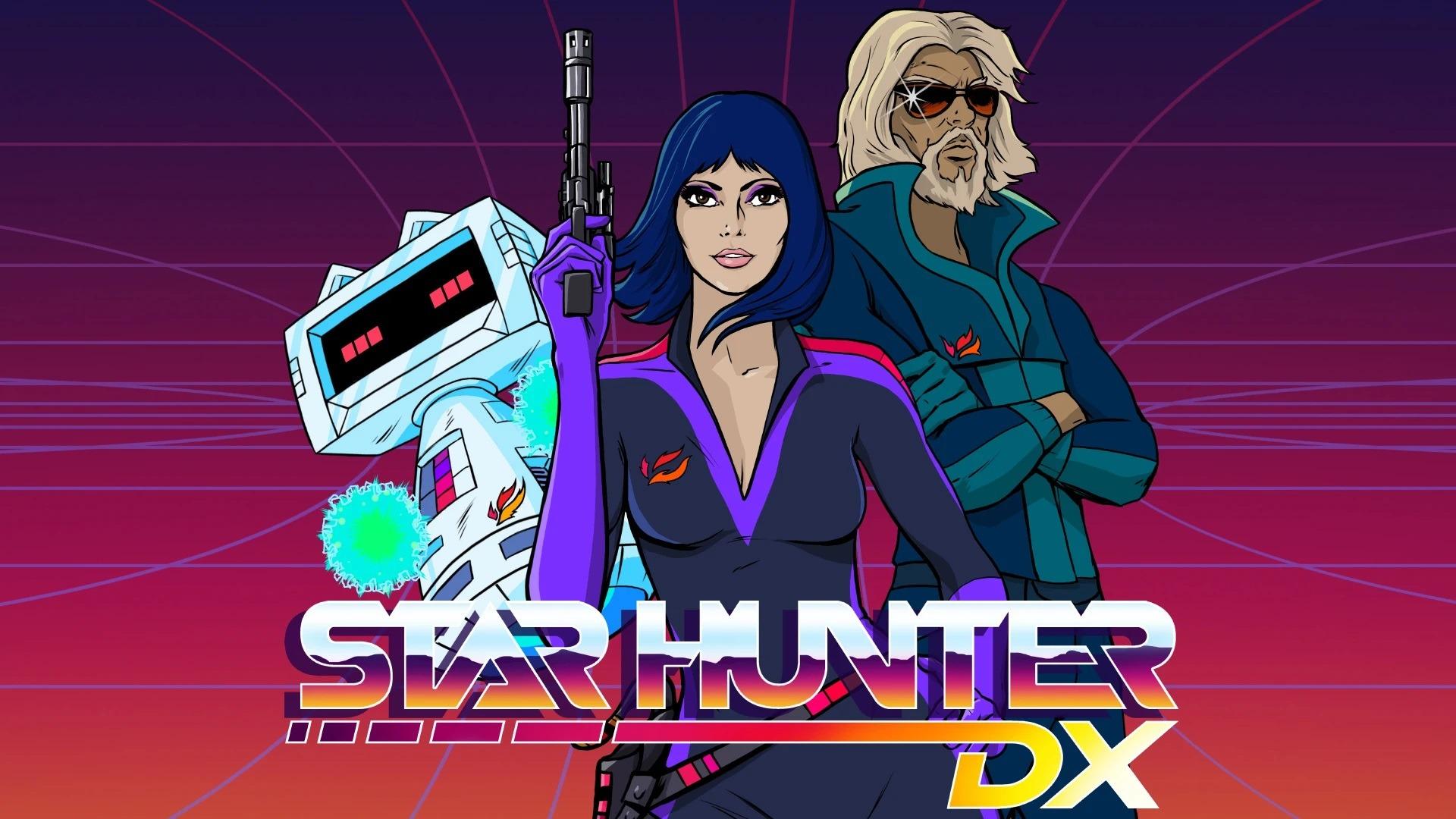 TEST Star Hunter DX XWFR