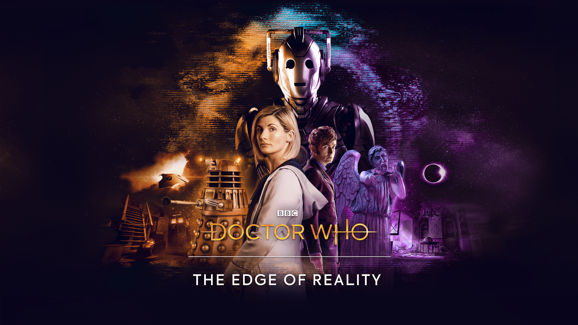 TEST Doctor Who: The Edge of Eternity XWFR
